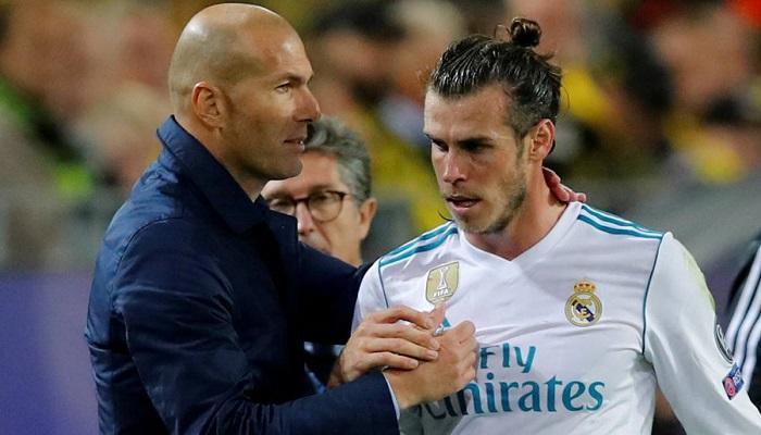 Espagne: Gareth Bale de retour dans le groupe du Real Madrid