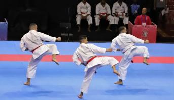 Championnat d'Afrique de karaté (Tanger-2020): Le Maroc remporte le titre avec 37 médailles dont 15 en or