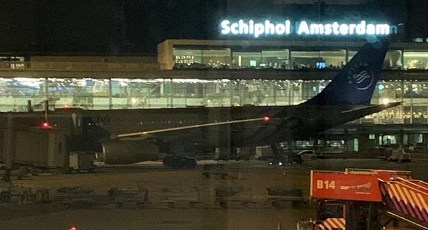 Tempête Ciara : 240 vols annulés à l'aéroport d'Amsterdam-Schiphol