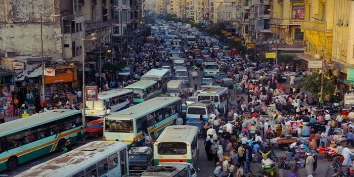 عدد سكان مصر يصل إلى 100 مليون نسمة
