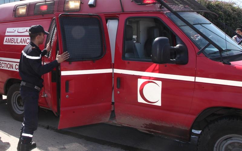 مصرع 6 أشخاص في حادثة سير بإقليم السراغنة