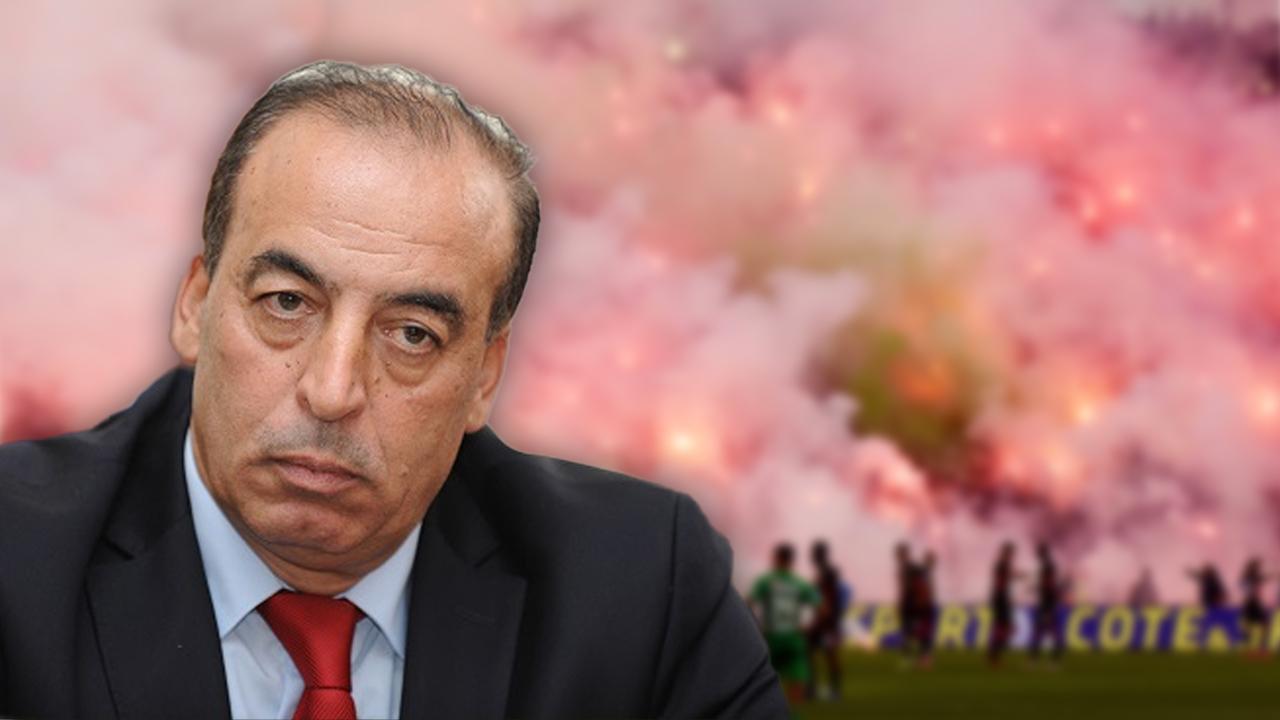 تعليق الناطق باسم الحكومة على أحداث شغب مباراة الجيش والرجاء