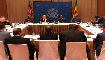 Sénégal/USA : signature à Dakar de cinq accords de partenariat bilatéral