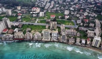 """تركيا تبحث إعادة فتح """"مدينة الأشباح"""" شمال قبرص بعد هجرها لمدة 46 عاما"""