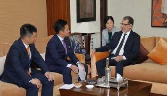 """Sahara marocain: Le vice-ministre japonais des AE réaffirme la position """"inchangée"""" de son pays ne reconnaissant pas la pseudo rasd"""