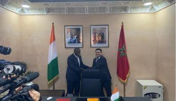 La République de Côte d'Ivoire inaugure un consulat général à Laâyoune