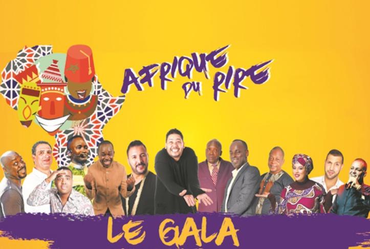 """مهرجان """"إفريقيا للضحك""""..نجوم الفكاهة يمتعون الجمهور الايفواري"""