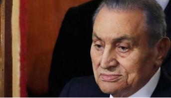 مصر .. الإعلان عن وفاة الرئيس الأسبق حسني مبارك