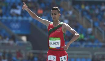Athlétisme: Soufiane El Bakkali affirme viser l'or olympique à Tokyo-2020