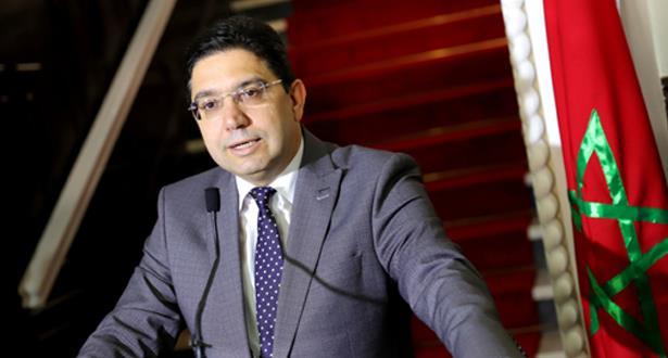 Marrakech : Entretiens de M. Bourita avec son homologue Maltais