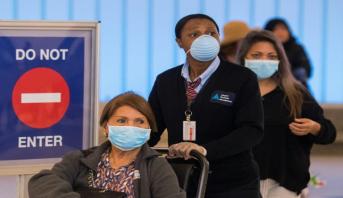 الولايات المتحدة الأمريكية تتخطى الصين في عدد الإصابات المسجلة بفيروس كورونا
