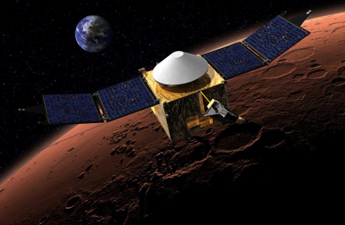 الصين تخطط لإطلاق مهمة إلى المريخ في يوليوز المقبل