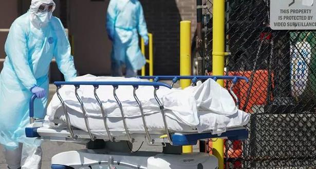 638 وفاة بفيروس كورونا خلال 24 ساعة بالولايات المتحدة