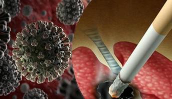 خبراء: التبغ عامل مساهم في تفشي كوفيد-19