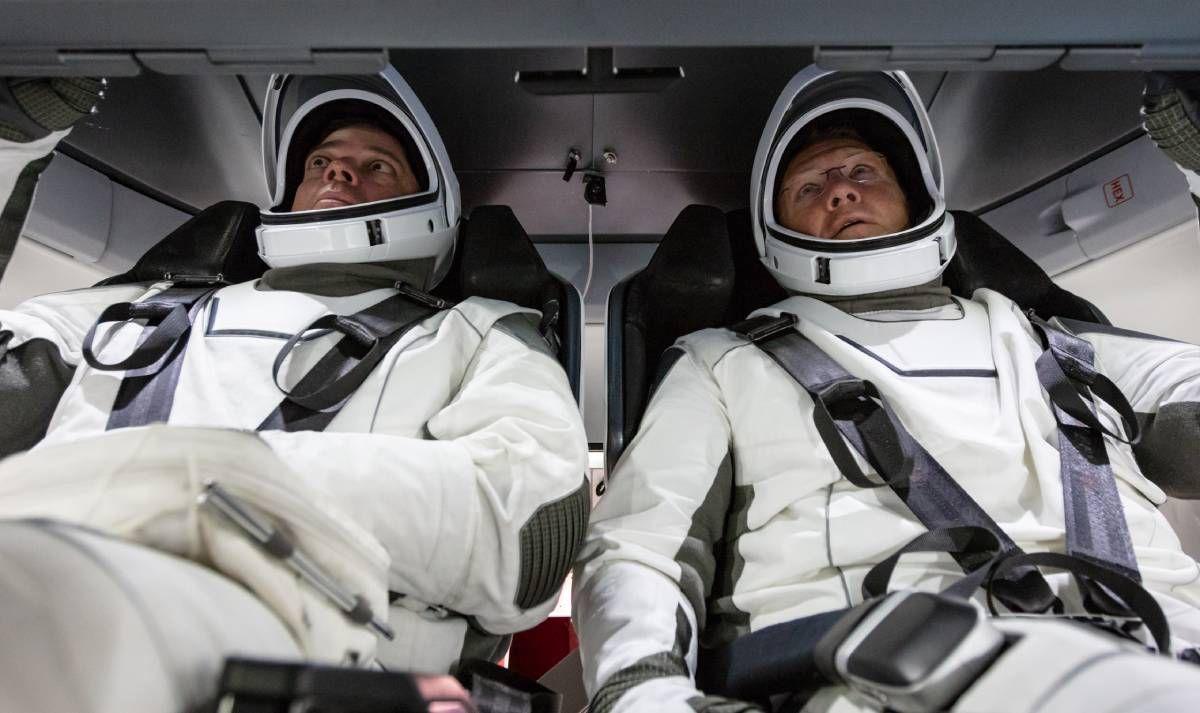 SpaceX: récit d'un voyage jusqu'à l'ISS