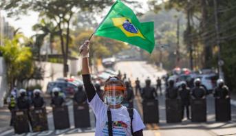 Brésil/Coronavirus: reprise de l'activité économique malgré l'accélération de la contagion