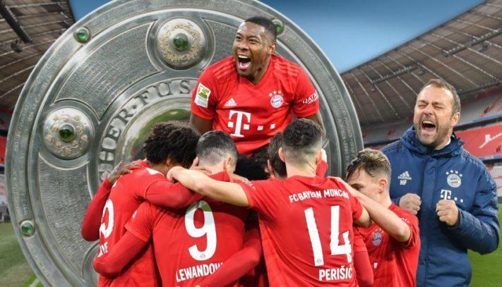 Bundesliga : huitième sacre consécutif pour le Bayern Munich !