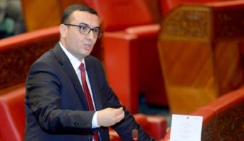 حوار مع وزير الشغل بشأن مشاورات توسيع أنظمة الحماية الاجتماعية