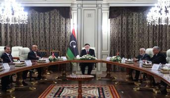 زيارة مفاجئة لوفد تركي يقوده وزير الخارجية إلى ليبيا