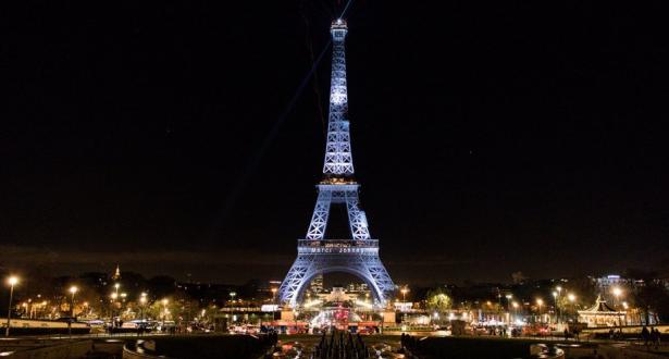 إعادة فتح برج إيفل في باريس