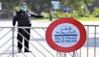 Casablanca:  prolongation pour quatre semaines supplémentaires des mesures de restriction