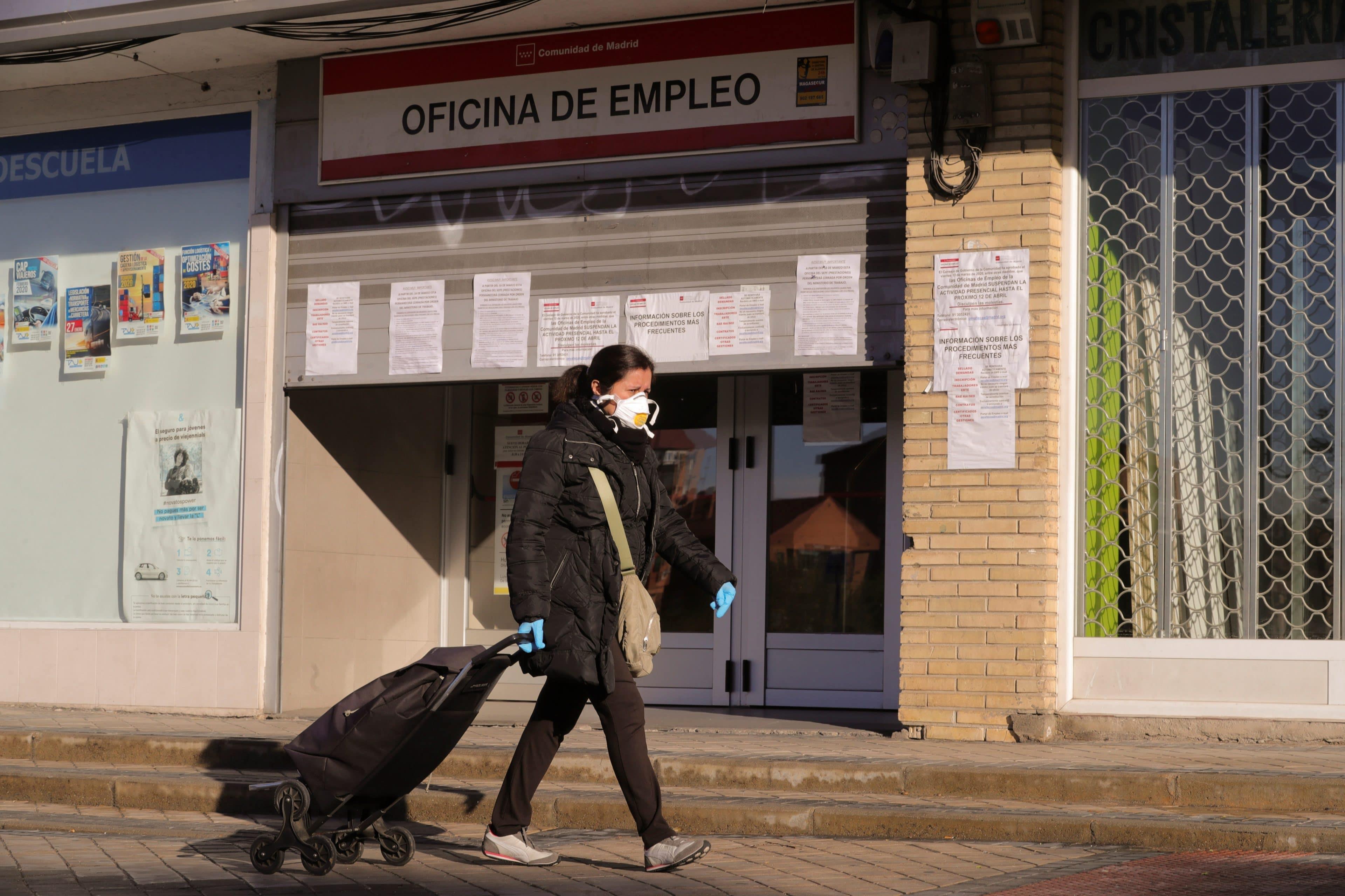 Espagne: légère hausse du chômage en juin malgré le déconfinement