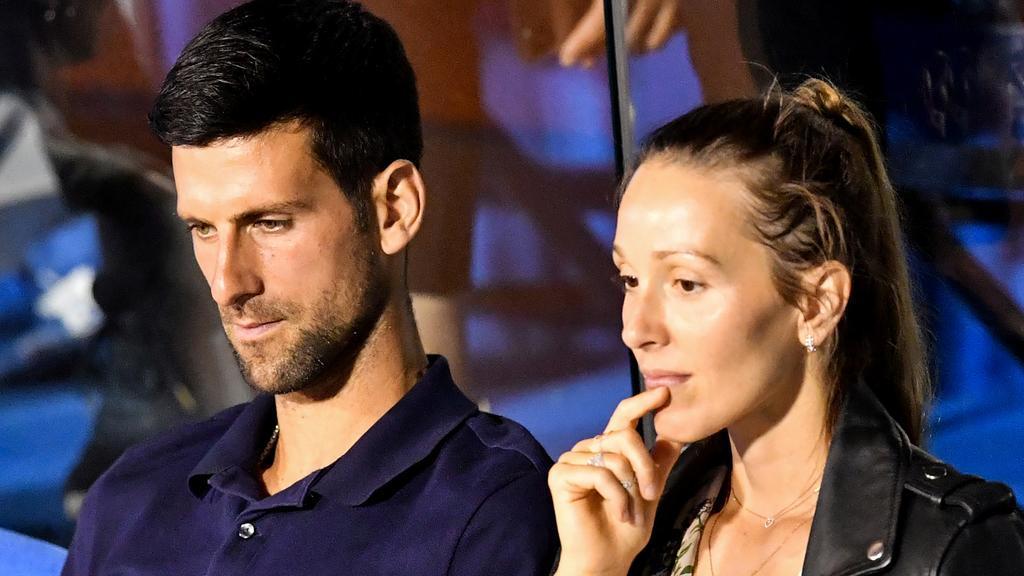 Tennis: Djokovic et son épouse indemnes du Covid-19