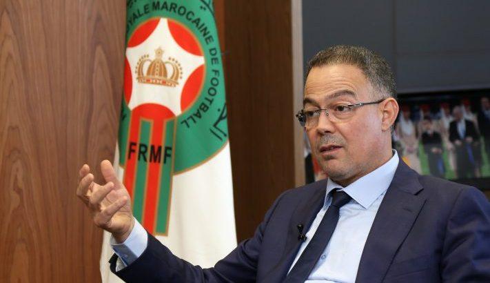 لقجع يبرز دور مراكز التكوين في النهوض بكرة القدم المغربية