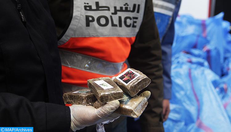 إتلاف كمية من المخدرات والأقراص المهلوسة سبق أن حجزتها مصلحة الجمارك بأكادير