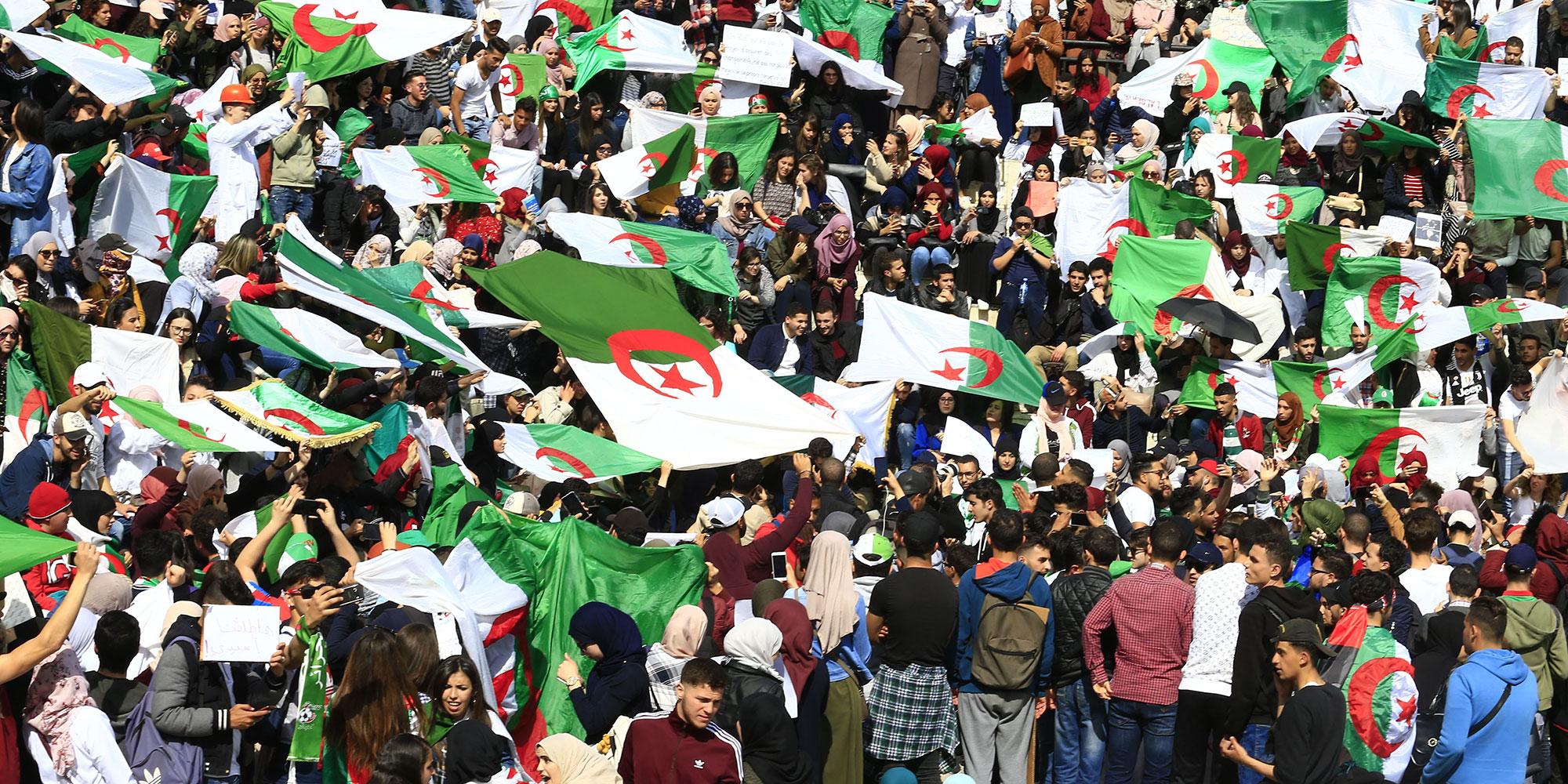 Maghreb: l'Algérie célèbre son indépendance