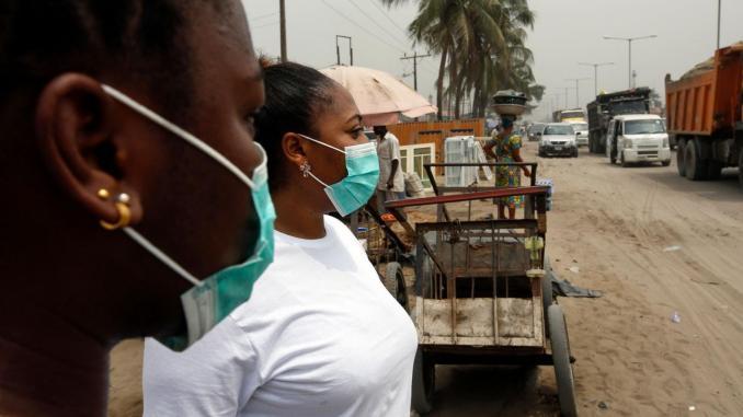 Nigeria/ Coronavirus: hausse record des infections