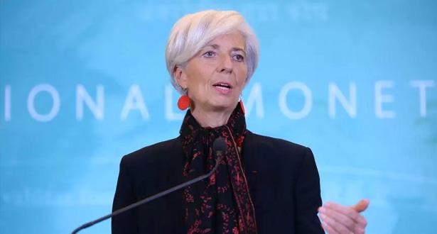 """لاغارد تدعو قادة الاتحاد الأوروبي للاتفاق """"سريعا"""" على خطة إنعاش اقتصادي """"طموحة"""""""