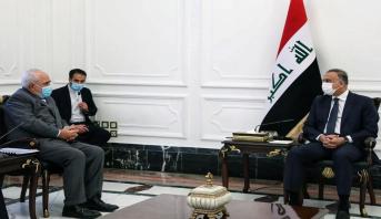 تحليل: رئيس الوزراء العراقي في طهران في أول زيارة له إلى الخارج