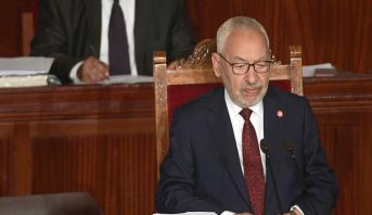 البرلمان التونسي يصوت لسحب الثقة من رئيسه راشد الغنوشي