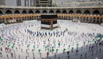 الرئاسة العامة لشؤون الحرمين تعلن نجاح خطتها لأداء طواف الوداع وختام مناسك الحج