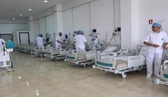 تجهيز مركز استشفائي ميداني بفاس لمواجهة الارتفاع الحاد في حالات الإصابة بكوفيد 19