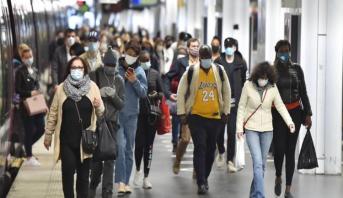 """المجلس العلمي الفرنسي: تفشي الوباء يمكن أن """"ينعطف في أي وقت"""" في اتجاه منحى متسارع"""