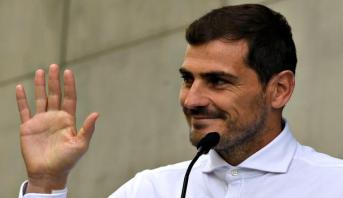 حارس المرمى الإسباني المخضرم إيكر كاسياس يعتزل كرة القدم