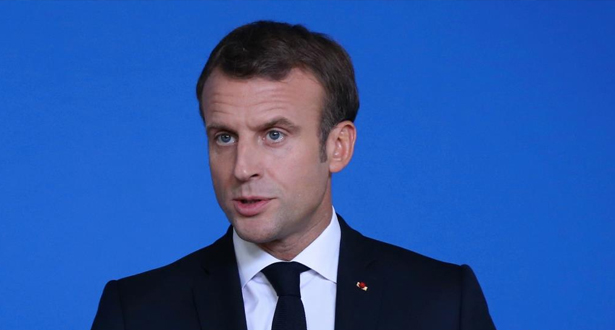 """ماكرون: الأوروبيون """"لن يتنازلوا"""" عن رفضهم تفعيل العقوبات في الملف النووي الإيراني"""