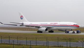 هبوط اضطراري لطائرة صينية بعد عطل تقني