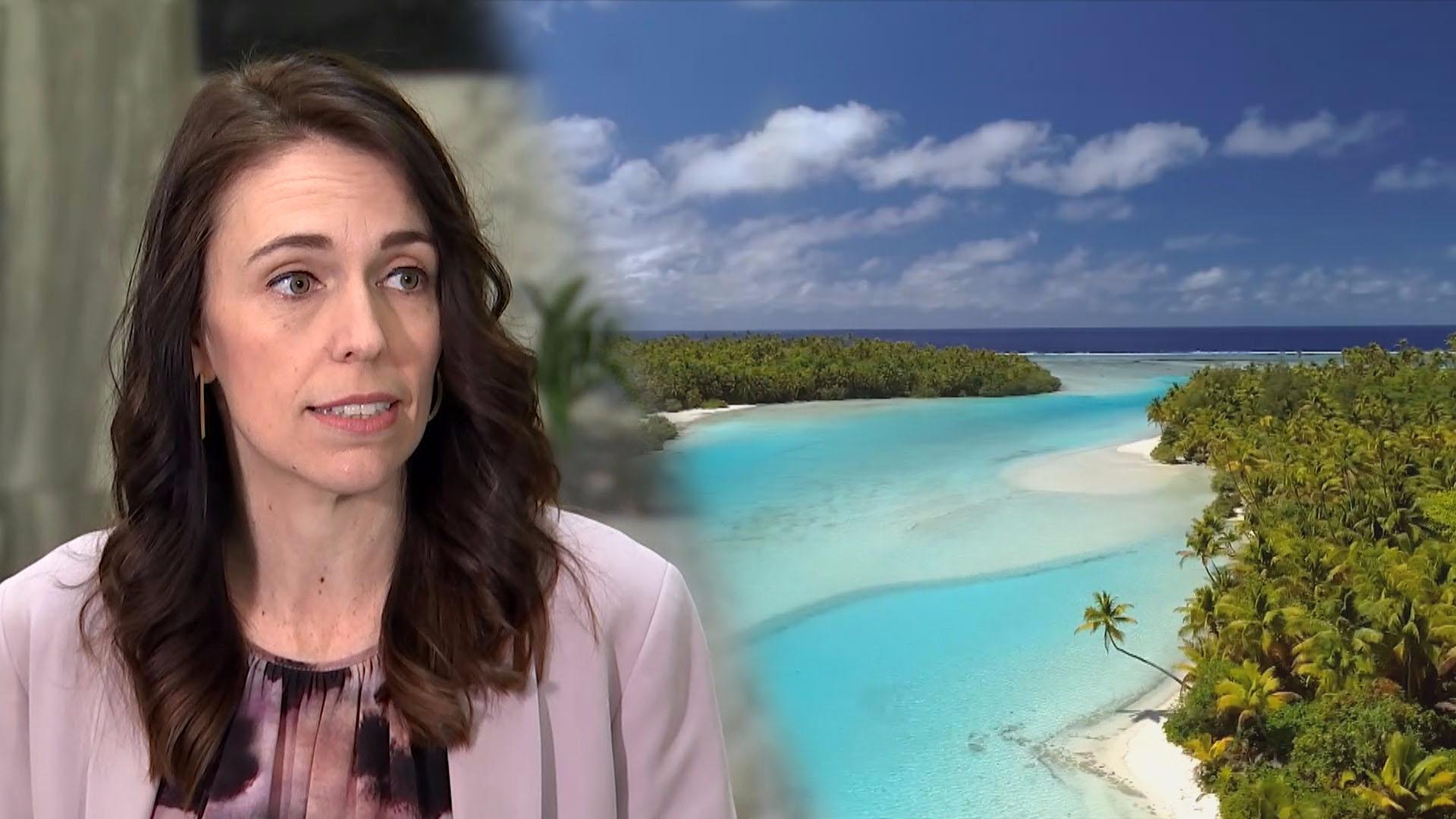 """نيوزيلندا تقيم """"فقاعة"""" سياحية خالية من فيروس كورونا مع جزر كوك"""