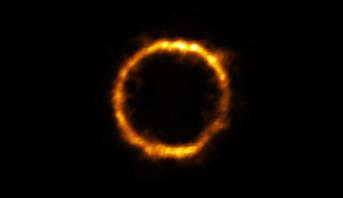 """اكتشاف مجرة """"شبيهة"""" بدرب التبانة تبعد 12 مليار سنة ضوئية"""