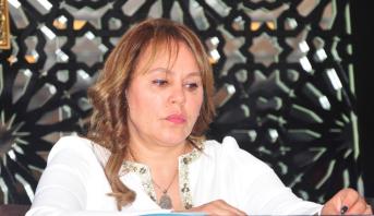 تعيين المغربية بشرى حجيج عضو في لجنة المناصفة بجمعية اللجان الأولمبية الوطنية الإفريقية