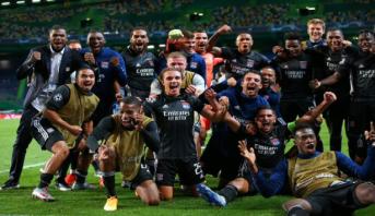 دوري أبطال أوروبا: ليون يحقق مفاجأة مدوية ويقصي مانشستر سيتي من ربع النهائي