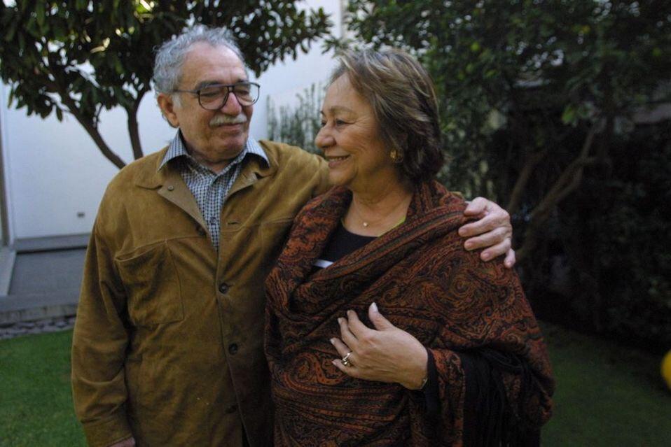 وفاة أرملة الروائي غابرييل غارسيا ماركيز في المكسيك