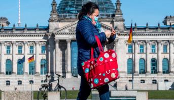ألمانيا تسجل أعلى حصيلة إصابات بفيروس كورونا المستجد منذ أبريل