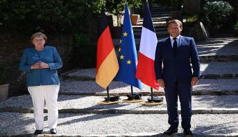 ملفات ثنائية وأوربية على طاولة القمة الفرنسية الألمانية