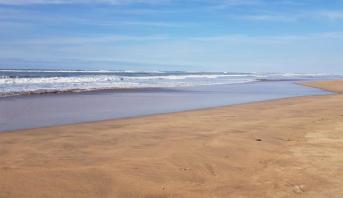 إغلاق الشواطئ الممتدة على طول الشريط الساحلي لجماعتي سيدي رحال الشاطئ والسوالم الطريفية ابتداء من منتصف ليلة يوم غد الأحد