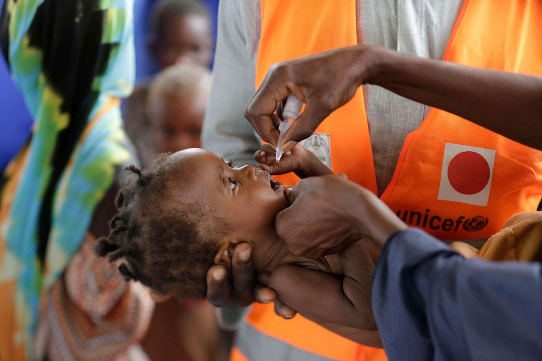 اجتثاث شلل الأطفال من إفريقيا بعد أربع سنوات على آخر الحالات في نيجيريا