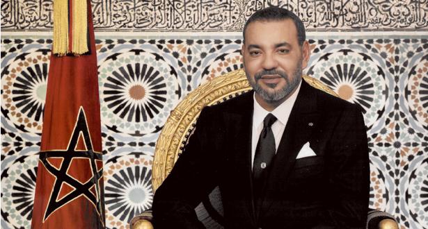 برقية تعزية ومواساة من الملك محمد السادس إلى أفراد أسرة المرحومة الفنانة شامة الزاز